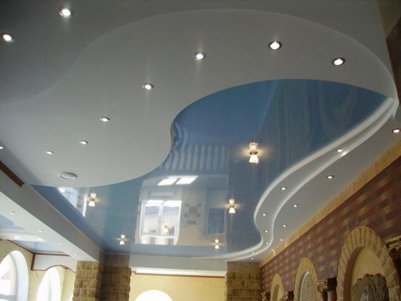 Отличные подвесные потолки
