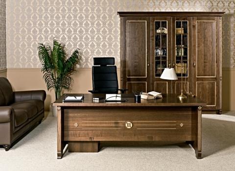 Офисная итальянская мебель — престижно и долговечно.