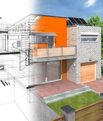 Не забываем об инженерные коммуникации при строительстве дома.