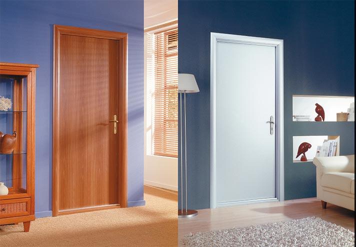 Почему так популярны крашенные двери? Двери для ванной