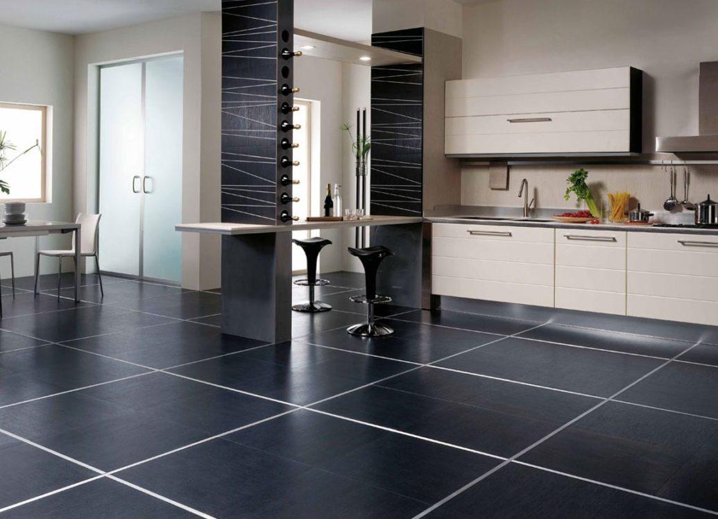 Выбор декоративного покрытия для кухонного пола