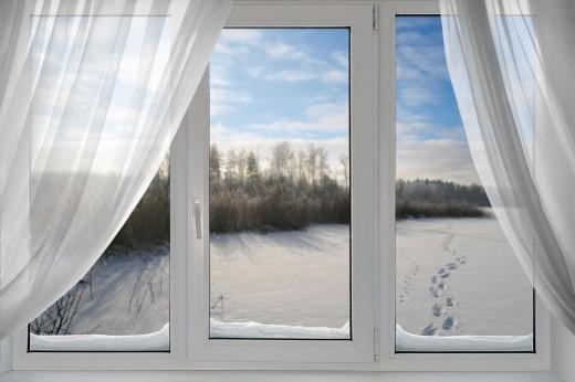 Пластиковые окна — залог комфорта в доме