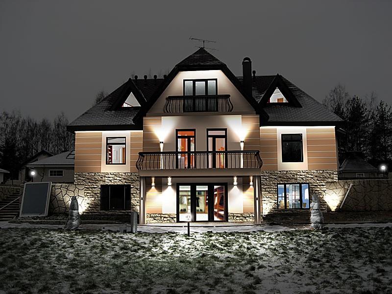 Как провести электричество в дом?