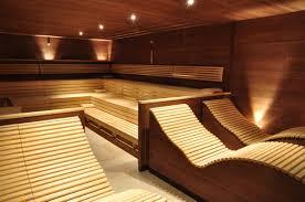 Интерьер для бани