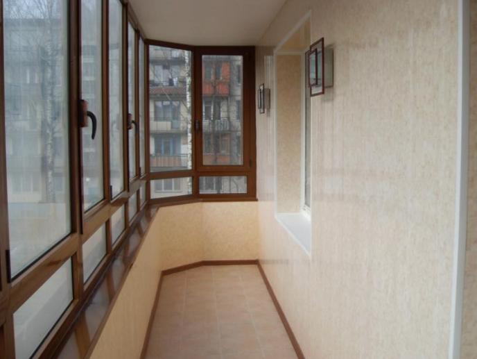 Основные способы отделки балкона (лоджии) своими руками