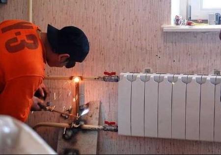Замена радиаторов отопления самостоятельно