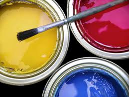 Акриловые краски : свойства, применение и техника окрашивания