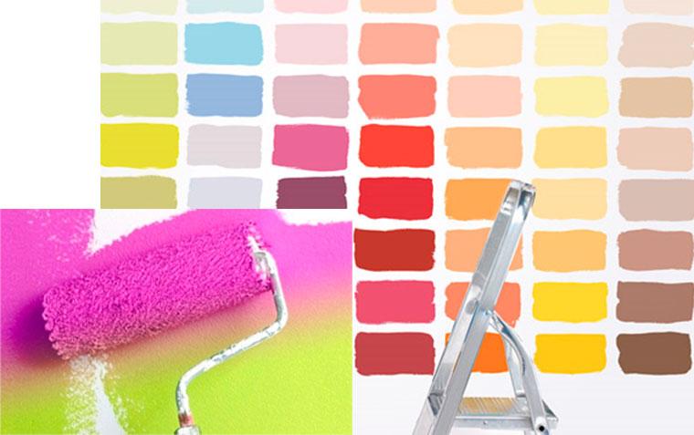 Интерьерная краска
